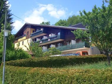 Schiefling - Ferienwohnung - Bergblick - Ruhe